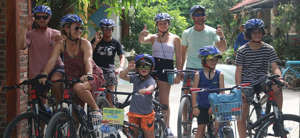 bicycle tours hanoi